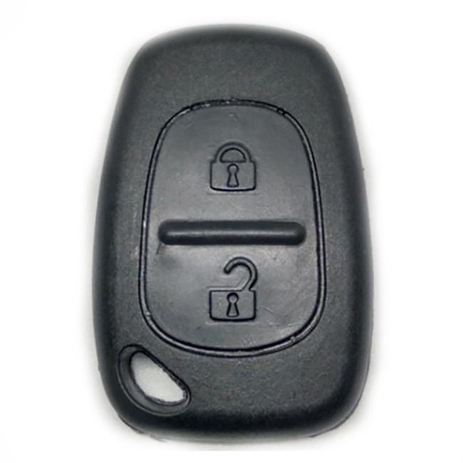 Capa de Controle - Telecomando - CLIO - 2 Botões (LZ9006) -