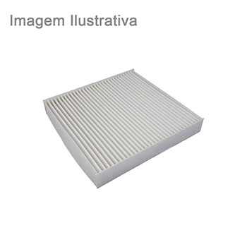 Filtro de Ar Condicionado VW UP - Cabine (MP421) - - MICRONA