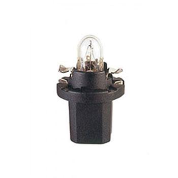 Lâmpada Soquete Painel 12V - Soquete Preto (OS2721MF) - OSRA