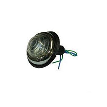 Lanterna Dianteira JEEP RURAL 1969 até 1979 - Branco - Menor