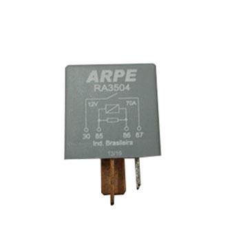 Relé Injeção Eletrônica - 12V 4 Terminais (RA3504) - - ARPE
