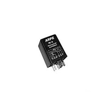 Relé Auxiliar Eletrônico 12V 06 Terminais 40 Amperes (RE12)