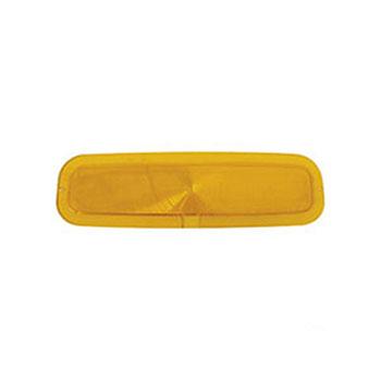 Lente Lanterna Dianteira CHEVROLET A10 C10 D10 - Amarelo (RN