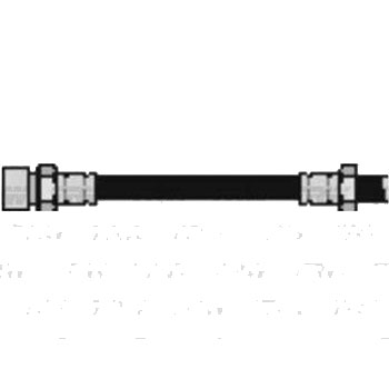 Flexível de Freio GOLF POLO CLASSIC - Traseiro (RPFX01420) -