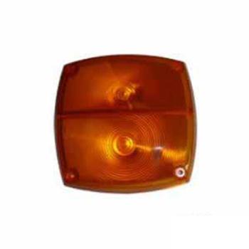 Lente para Lanterna Traseira S1067 Amarelo (S067AM) - SINAL