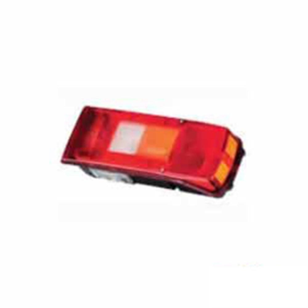 Lanterna Traseira - Lado Esquerdo - Com Vigia (s1025cv) - Si