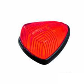 Lanterna de Teto Vermelha (S1068VM) - SINAL SUL - PEÇA - SKU
