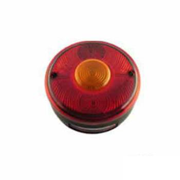 Lanterna Traseira Redonda - Com Vigia (S1111CV) - SINAL SUL