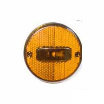 Lente para Lanterna S1163 Amarelo (S163ACRAM) - SINAL SUL -