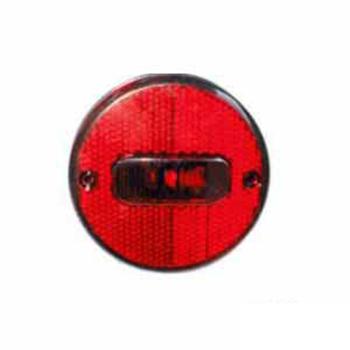 Lente para Lanterna S1163 Vermelho (S163ACRVM) - SINAL SUL -