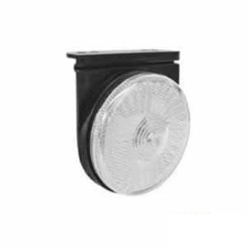 Lanterna Lateral Fexivel Com LED - Cristal (S2030CR) - SINAL