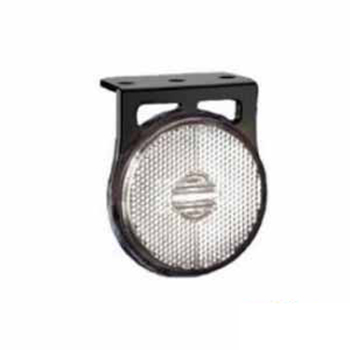 Lanterna Lateral Flexivel Com LED 24V - Cristal (S204724CR)
