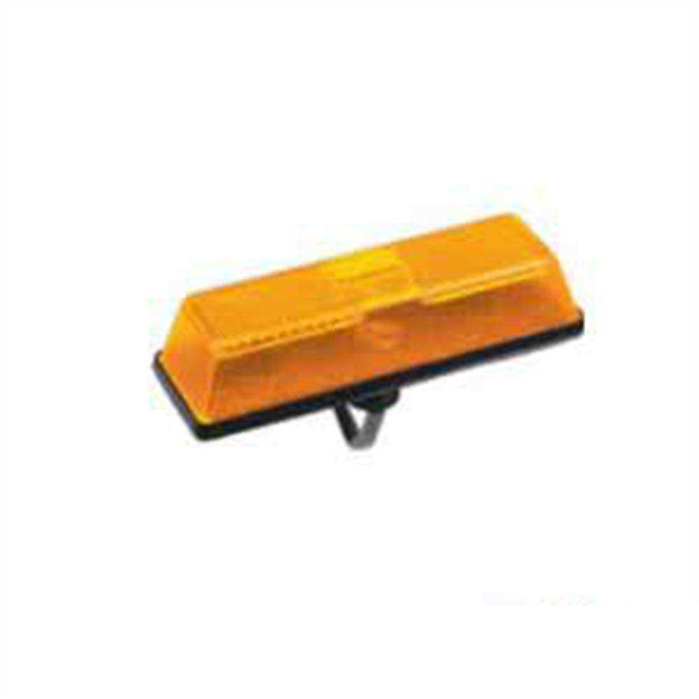Lanterna Lateral Paralama - Amarelo Led Bivolt (s2069am) - Sinal Sul - Peça - Sku: Codigo: S2069AM - P28932 Marca: SINAL SUL