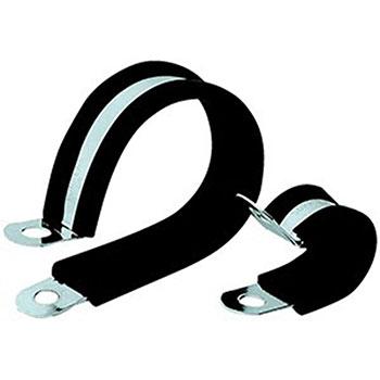 Abraçadeira Metal Borracha 10mm (spa0010bap) - Cae - Peça -