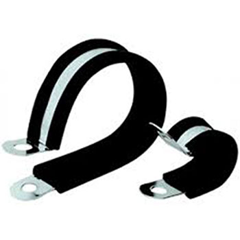Abraçadeira Metal Borracha 25mm (spa0025bap) - Cae - Peça -