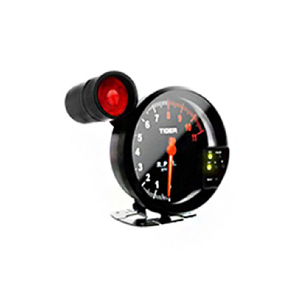 Contagiro Universal Shiftlight - 125mm - Preto (tg91002) - C