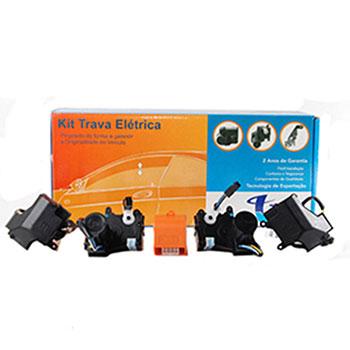 Kit Trava Elétrica ECOSPORT - 5 Portas (TP5) - TRAGIAL - KIT