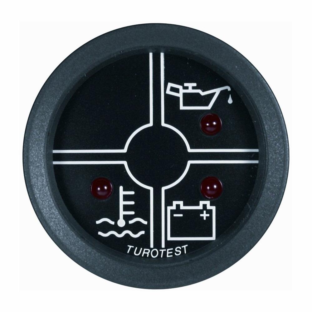 Relógio Sinalizador de Funções 3 LEDs (TUR300076) - TUROTEST
