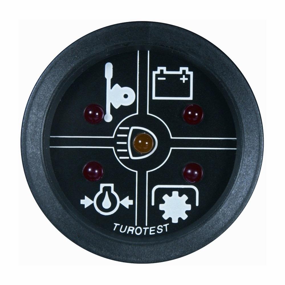 Relógio Sinalizador de Funções VALTRA - 52mm 12V (TUR300086)