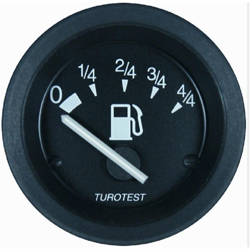 Relógio Combustível - 52mm (TUR300088) - TUROTEST - PEÇA - S