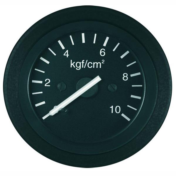 Relógio de Pressão Óleo Manometro 60mm (TUR300503) - TUROTES