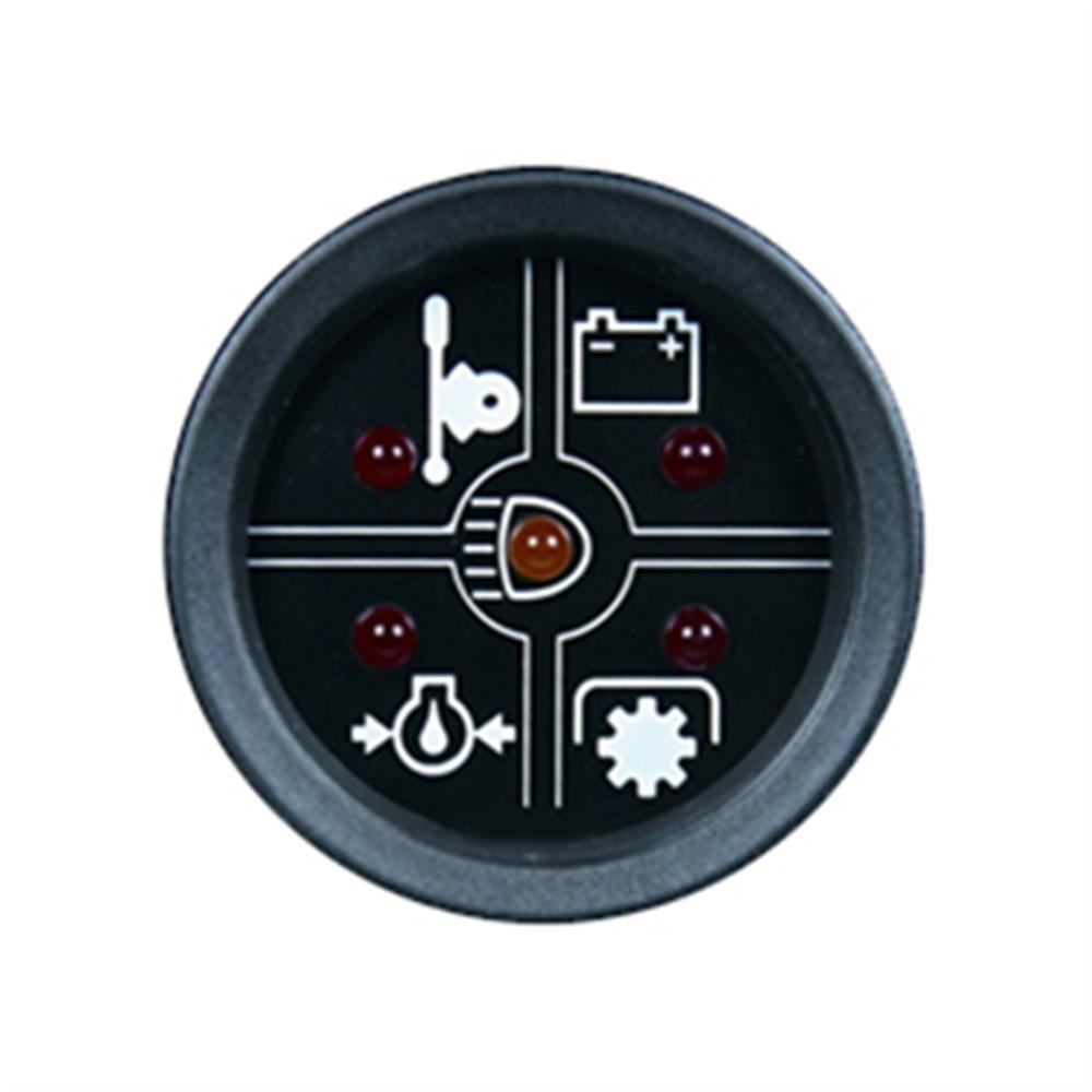 Relógio Sinalizador Funções - 52mm 12v (tur300732) - Turotes
