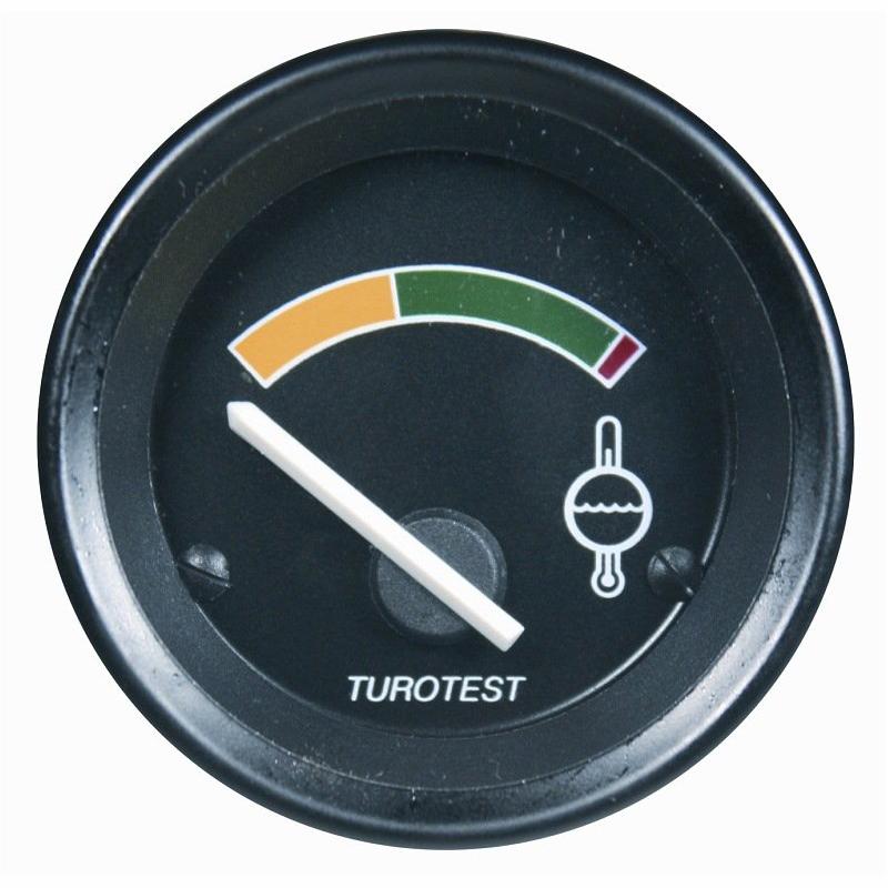 Relógio Temperatura Água CASE - 52mm (TUR300767) - TUROTEST