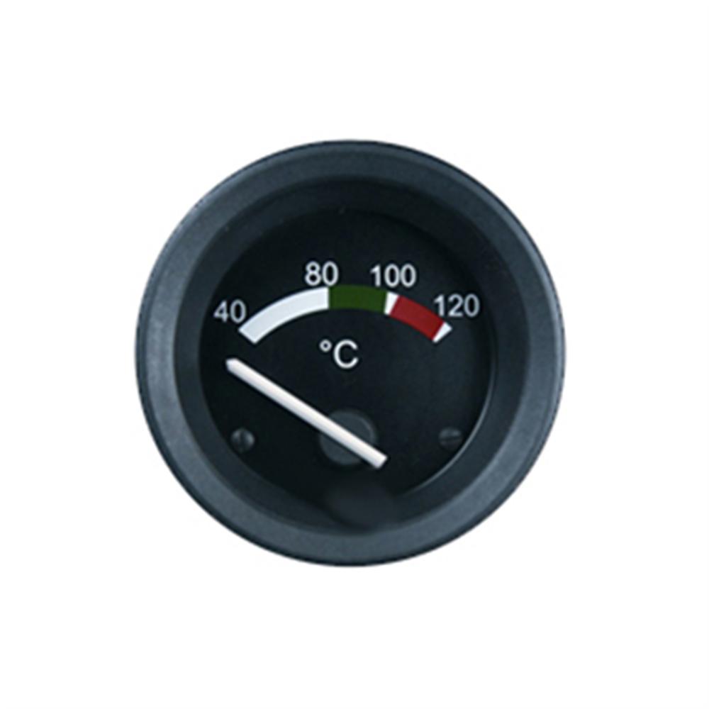 Relógio Temperatura Água - 60mm 24v (tur302283) - Turotest -