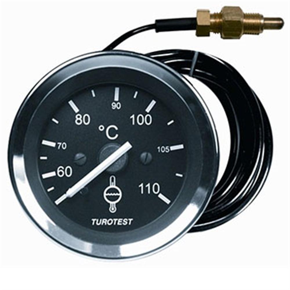 Relógio Mercúrio Temperatura Água - 60mm (tur302411) - Turot