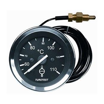 Relógio Mercúrio Temperatura Água - 60mm (TUR302412) - TUROT