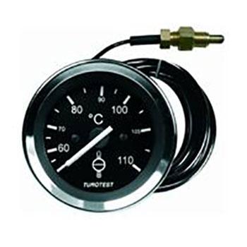 Relógio Mercúrio Temperatura Água - 60mm (TUR302416) - TUROT