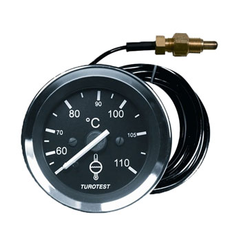 Relógio Mercúrio Temperatura Água - 60mm (TUR302421) - TUROT