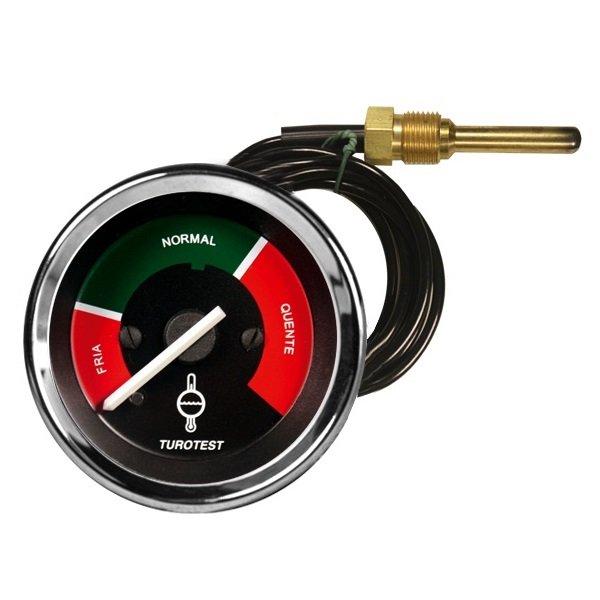 Relógio Mercúrio Temperatura - 52mm (TUR302426) - TUROTEST -