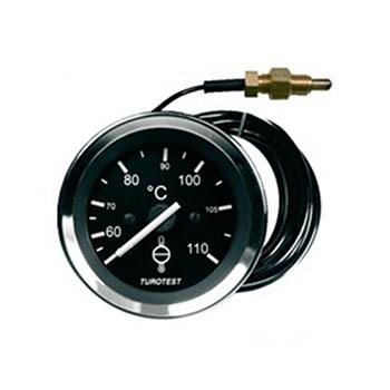 Relógio Mercúrio Temperatura Água - 52mm (TUR302581) - TUROT