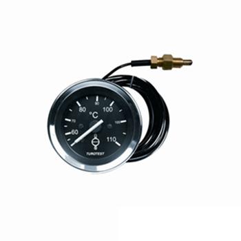 Relógio Mercúrio Temperatura Água - 52mm (TUR302752) - TUROT