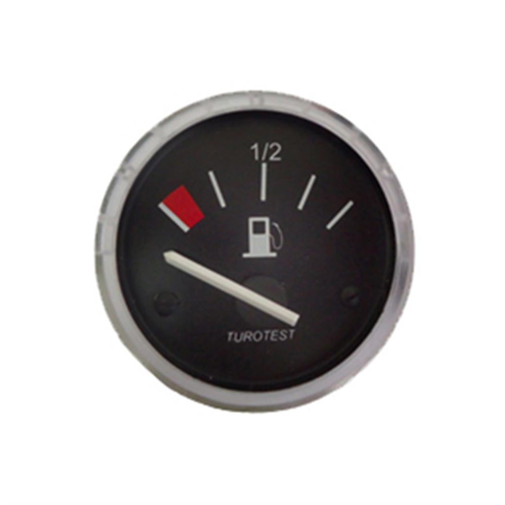 Relógio Combustível Universal - 52mm 12v (tur303642) - Turot