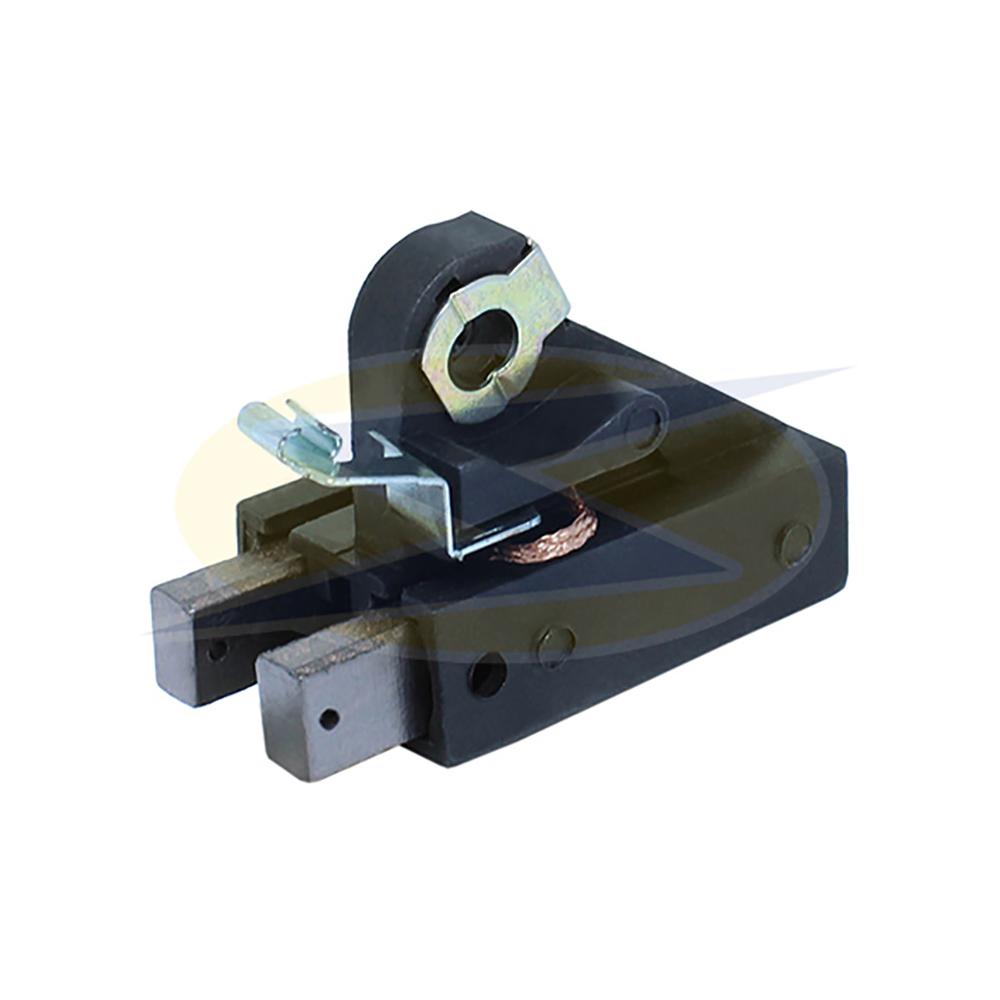 Porta Escova do Alternador OMEGA 4.1 140 Amperes (UF22192) -