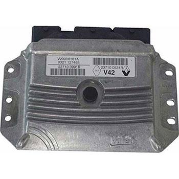 Módulo Injeção Eletrônica CLIO SANDERO - Motor 1.6 16V (V290
