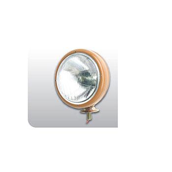 Farol Dianteiro 5 3/4 (marrom) Ld/le (vf2108) - Vinco - Peça - Sku: P31531 VALMET