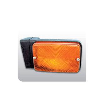 Lanterna de Posição Retangulador - Lado Direito Amarelo (vl1