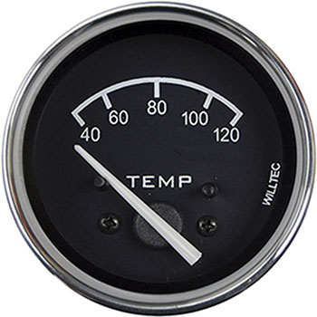 Relógio Temperatura D40 D70 (W20261) - WILLTEC - PEÇA - G