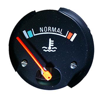 Relógio Temperatura F1000 F4000 (W20431) - - VDO - PEÇA -