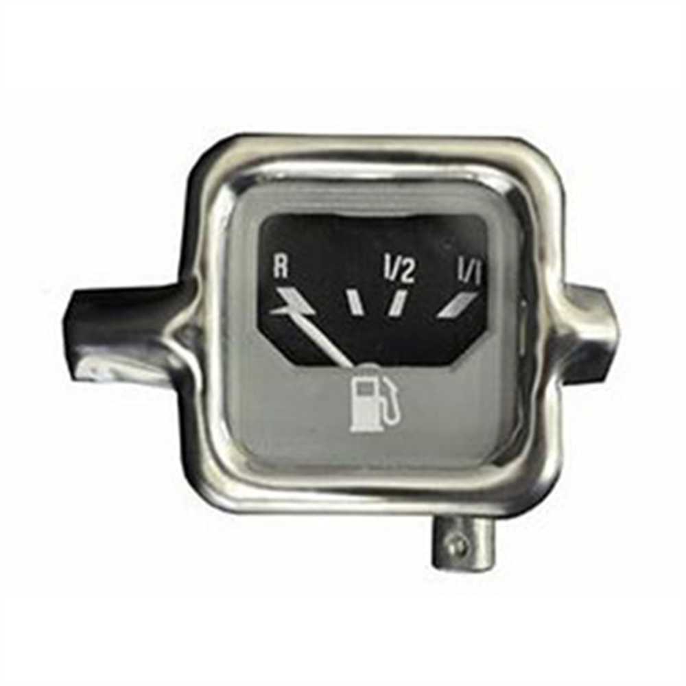 Relógio Combustível Fusca - Aro Cromado (w23912) - Wiltec -