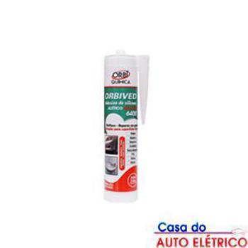Silicone 280GR - Incolor (WHI6400) - CAE1 - PEÇA - SKU: 2978