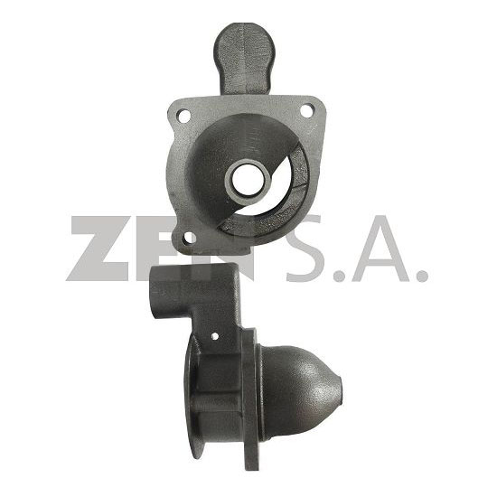 Mancal Partida Lado Motriz MF - Motor PERKINS - Sistema WAPS