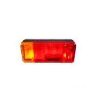 Lanterna Traseira IVECO DAILY - Lado Esquerdo (ZNBR017) - -