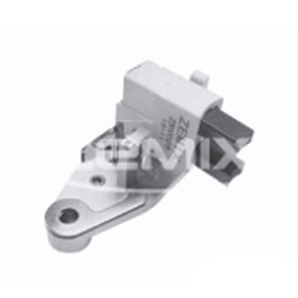 Regulador Alternador Fiat Ford Gm Vw 090a (zrv026) - Zemix -